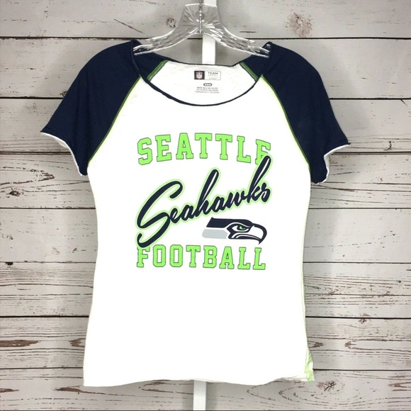 90ed21f6fcc6e NFL Tops | 4 For 25 Seattle Seahawks T Shirt Size M | Poshmark